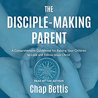 The Disciple-Making Parent cover art