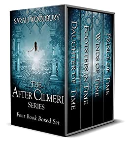 The After Cilmeri Series Boxed Set: Daughter of Time/Footsteps in Time/Winds of Time/Prince of Time by [Sarah Woodbury]