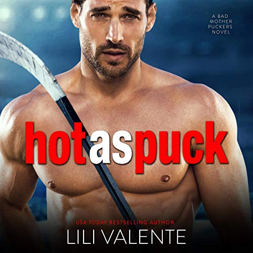 Hot as Puck audiobook cover art
