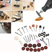 YANHUA 40Pcs/Set Wood Metal Engraving Electric Rotary Tool Accessory for Dremel Bit Set Grinding Polish Cutting Tool