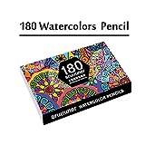 QABAWZ 48/72/120/150/180 Watercolor Pencils Set De Lápices De Colores De Madera Lapis De Cor Pintura Regalos Para Niños Artículos Escolares De Arte