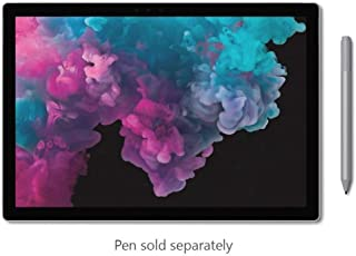 Microsoft Surface Pro 6 (Intel Core i5, 8GB RAM, 128GB) - Windows10 Pro, Platinum