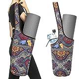 S SUNINESS Yogamatte Tasche - mit großer Tasche und Reißverschluss