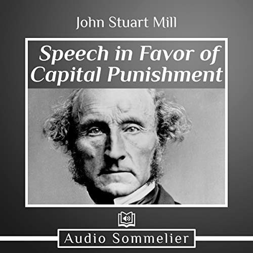 Speech in Favor of Capital Punishment  By  cover art
