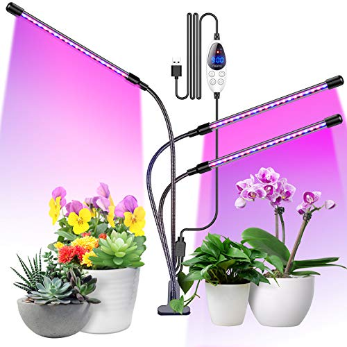 Aerb LED Plant Grow Light, Growing Lamp Full Spectrum for Indoor Plants...