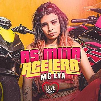 As Mina Acelera