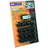 KYO-EI [ 協永産業 ] Bull Lock Super Compact ブルロックスーパーコンパクト [ 袋タイプ 19HEX ] M12 x P1.25 4H車用 [ 個数:16P ] [ 品番 ] P0603B-19