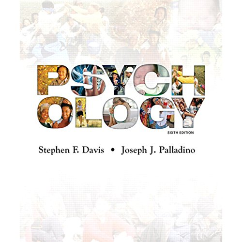 Psychology, 6/e cover art