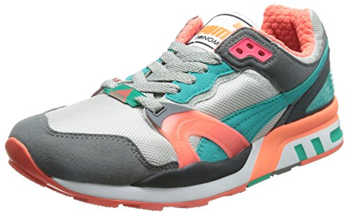 PUMA Trinomic XT2 Plus gv/Steel Gray/Fluo Teal Gr. 39