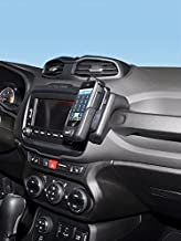 Kuda 1765 Leather Mount Black Compatible with Jeep Renegade (Since 2015)