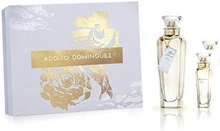 Adolfo Dominguez Agua de Rosas Agua de Tocador Vaporizador - 2 Piezas