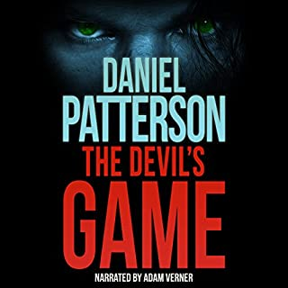 The Devil's Game audiobook cover art
