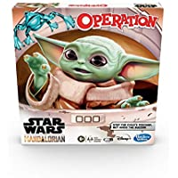 Hasbro Gaming Operation Star Wars The Mandalorian Edition Board Game