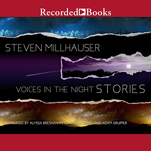 Voices in the Night audiobook cover art