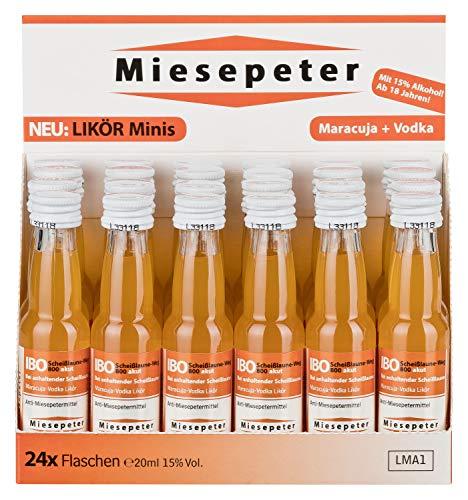 Miesepeter Likör Minis - 3
