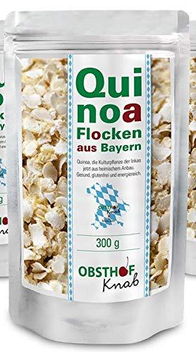 Quinoaflocken aus Bayern - 300g