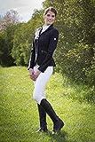 Equit'm Giacca Equitazione Donna Softshell da Concorso Abbigliamento Equitazione Giacche