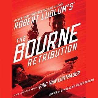 Robert Ludlum's (TM) The Bourne Retribution audiobook cover art