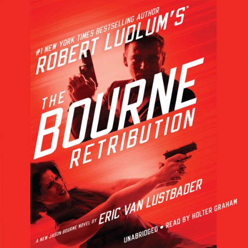 Robert Ludlum's (TM) The Bourne Retribution audiobook cover art