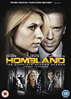 Homeland: The Complete Second Season [Region 2]