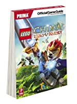 LEGO Legends of Chima - Laval's Journey: Prima Official Game Guide de Michael Knight
