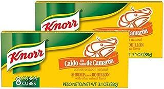 Knorr Shrimp Flavor Bouillon (8 Cubes) 2 Pack
