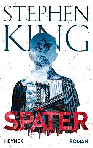Buchseite und Rezensionen zu 'Später' von Stephen King
