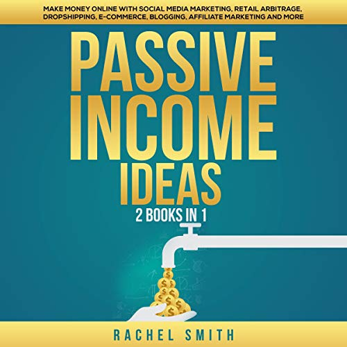 Passive Income Ideas: 2 Books in 1 cover art