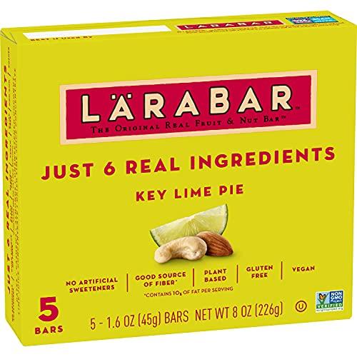 Larabar Key Lime Pie, Gluten Free Vegan Fruit &...