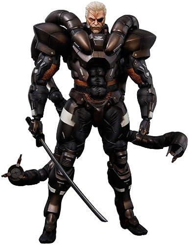 caliente Metal Gear Solid 2  Sons Of Liberty - - -  Figura Play Arts Kai  Solidus Snake  últimos estilos