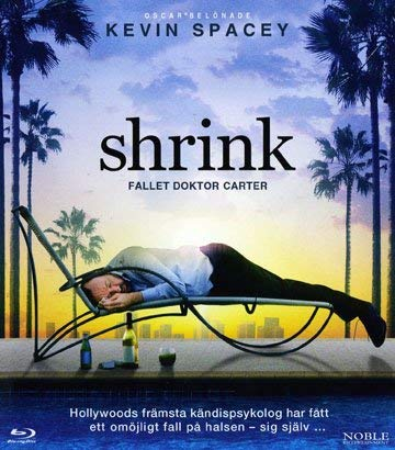 Shrink - (Blu-ray) Import - Jonas Pate with Kevin Spacey and Dallas Roberts .