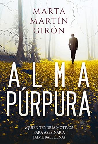 ALMA PÚRPURA de Marta Martín Girón