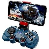 BestOff Gmaepad móvil inalámbrico móvil para Android, controlador de juego inalámbrico con soporte retráctil compatible con sistema Android 6.0