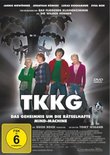 TKKG - Das Geheimnis um die rätselhafte Mind-Machine