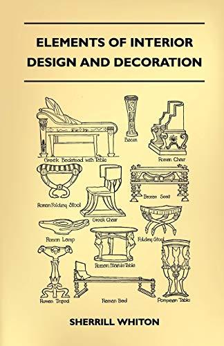 Elements Of Interior Design And Decoration