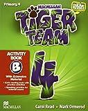 TIGER 4 Ab B Pk 2014 - 9780230475731