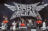 Babymetal - Leeds Festival 2015 Poster 2 61x91.5cm