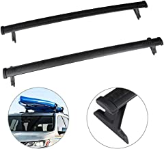 Best 2018 chevy traverse roof rack cross rails installation Reviews