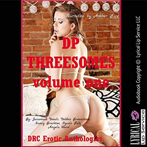 DP Threesomes, Volume 1 audiobook cover art