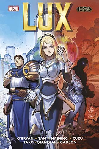 League of Legends : Lux