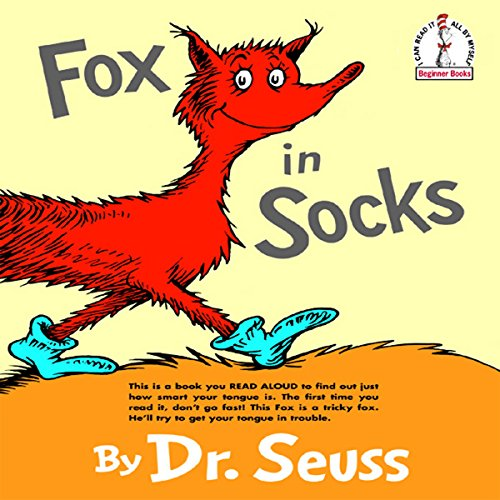 Fox in Socks cover art