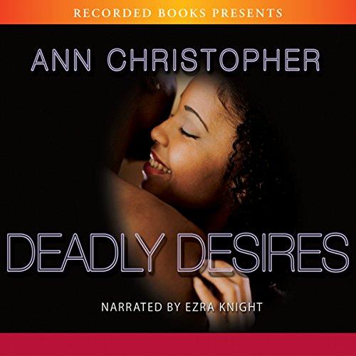 Deadly Desires audiobook cover art