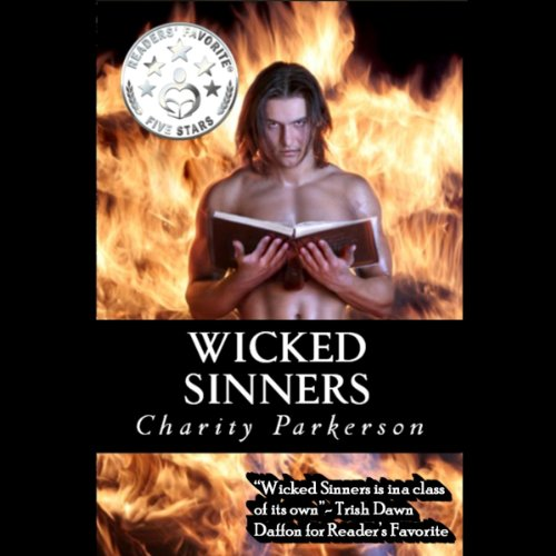 Wicked Sinners audiobook cover art