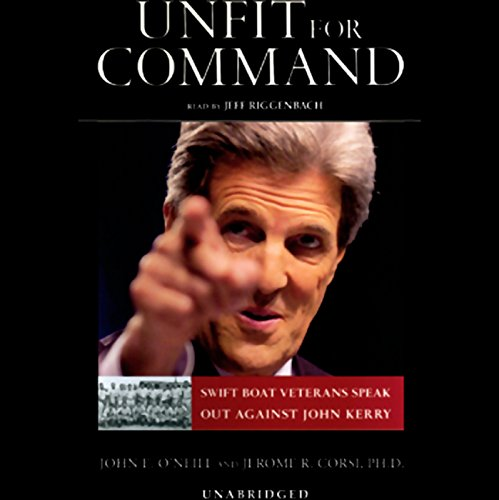 Unfit for Command audiobook cover art
