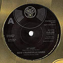 At Last - New Vaudeville Band, The 7