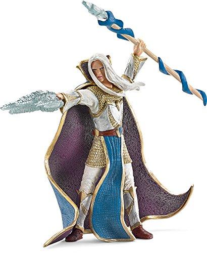 Schleich - Caballero del Grifo, Mago, Figura (70118)