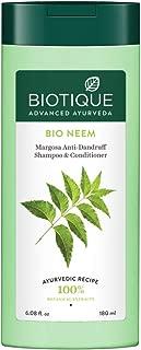 Biotique Bio Neem Margosa Anti Dandruff Shampoo & Conditioner, 180ml