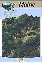 45°069° NW - Moosehead Lake, Maine Backcountry Atlas (Aerial)