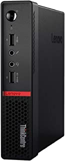 OEM Lenovo ThinkCentre M715 Tiny M715q AMD Ryzen 5 Pro 2400GE, 16GB RAM, 1TB SSD, W10P, Business Desktop