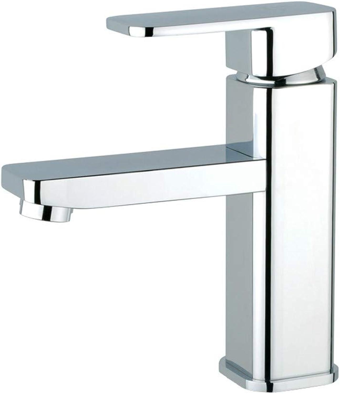 ETERNAL QUALITY Bad Waschbecken Wasserhahn Küche Waschbecken Wasserhahn Becken Wasserhahn Vollkupfer Wassersparende KorrosionsBestendigkeit Waschtischmischer BEG707